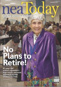 87 - never retire NEA
