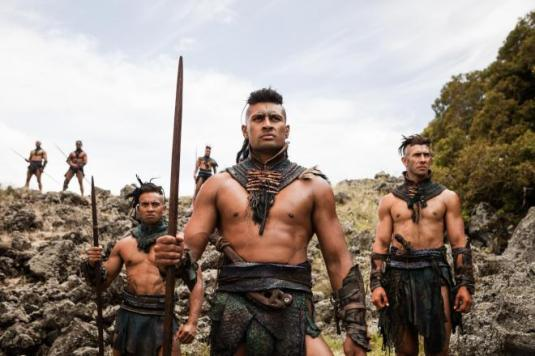 From the movie The Dead Lands.