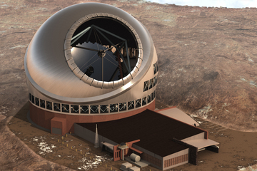 Hawaii telescope blockade 5